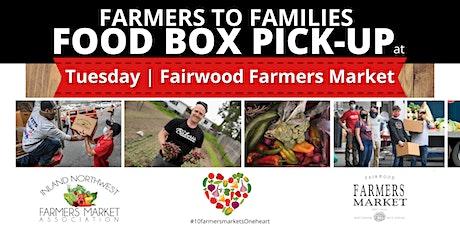 Fairwood Farmers Market | Tuesday Farmbox Free Pickup tickets