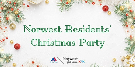 Norwest Residents' Christmas Party tickets