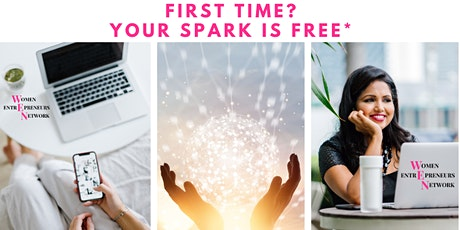 """""""Spark"""" Virtual Networking by Women Entrepreneurs Network, Northshore tickets"""