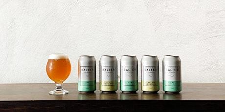 - S T R A N G E T A S T E S - Balter  Brewing Company tickets