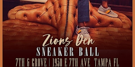 2020 Zions Den Sneaker Ball tickets