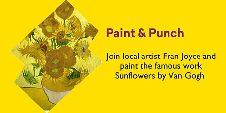 Summer Holiday Program - Paint & Punch Party tickets