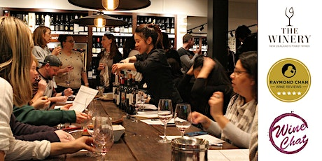Taste the 30 top rated wines from Raymond Chan Wine Reviews tickets