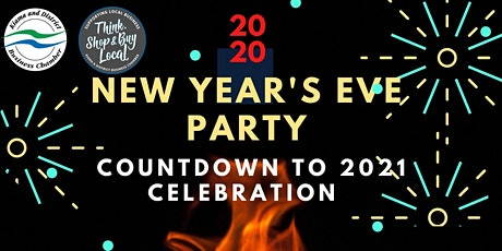 Kiama & District Business Chamber 2020 NYE Party tickets
