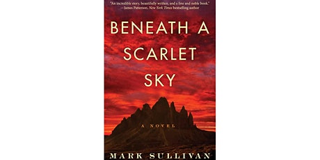 Book Review & Discussion : Beneath a Scarlet Sky tickets