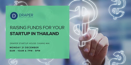 Raising Funds for Your Startup in Thailand tickets