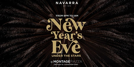 New Years Eve under the Stars @ Montage Piazza tickets