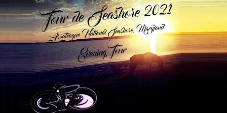 Tour de Seashore 2021 - Evening Tour at Assateague National Seashore, MD tickets