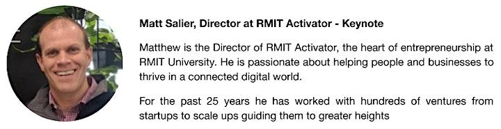 RMIT Activator 2020 Showcase image