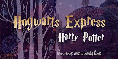 ★ HARRY POTTER - HOGWARTS EXPRESS - Themed Christmas workshop for Children tickets