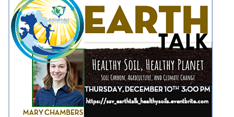 Healthy Soil, Healthy Planet tickets
