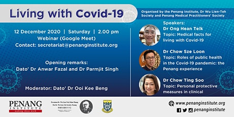 Living with Covid-19 tickets