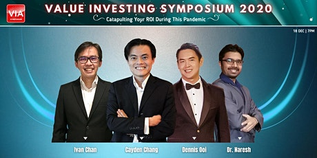 Value Investing Symposium 2020 tickets