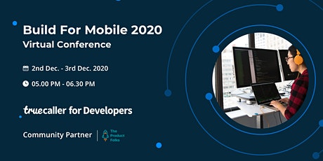 BUILD FOR MOBILE 2020 Tickets