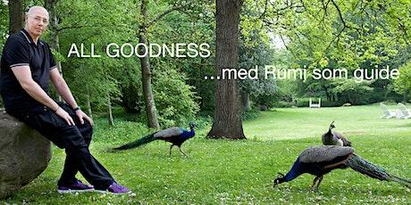 ALL GOODNESS SØNDAG - Sammen om alt det gode ... med Rumi som guide tickets