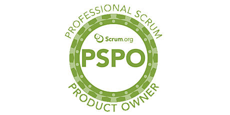 PROFESSIONAL SCRUM PRODUCT OWNER TRAINING - EXAM INCLUDED tickets