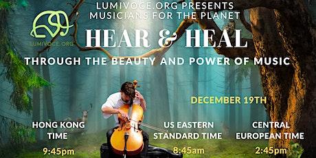 LumiVoce Hear & Heal Virtual Concert tickets