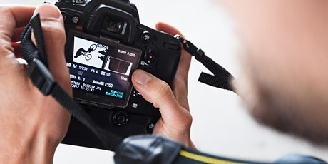 Fotokurs - Kamerateknik biljetter