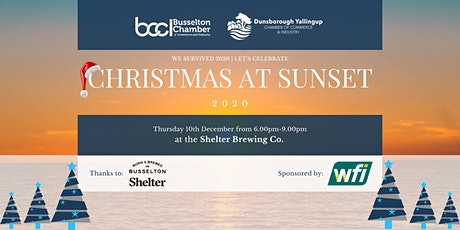 CHRISTMAS AT SUNSET tickets