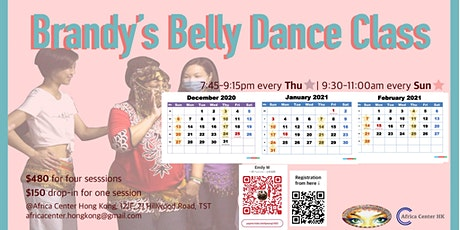 Brandy's Belly Dance Class tickets