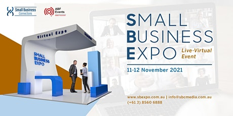 Small Business Expo 2021 - Virtual Event tickets