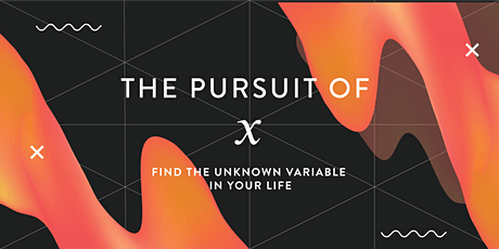 "The Pursuit of  ""X"" 簡介會 tickets"