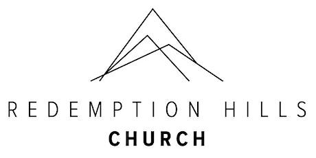 Redemption Hills Church 6th December 2020 tickets