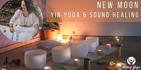 New Moon Yin and Sound Healing tickets