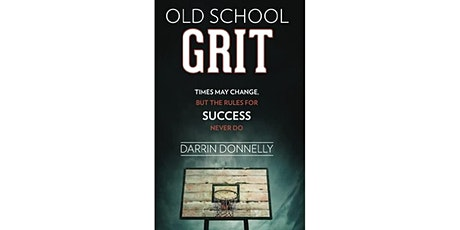 Book Review & Discussion : Old School Grit tickets