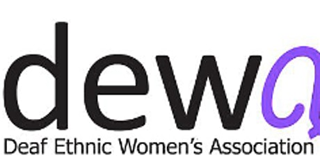Deaf Ethnic Women & COVID-19. How the pandemic is affecting us? tickets