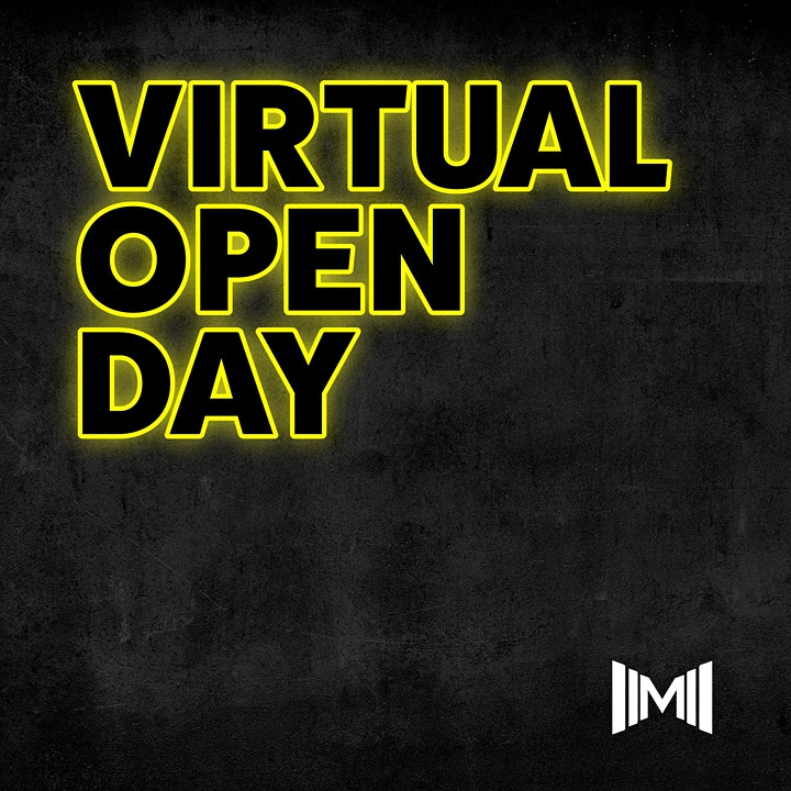 MASTERS PERFORMING ARTS VIRTUAL OPEN DAY image