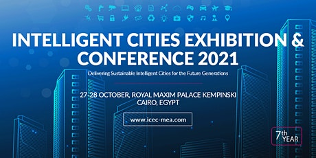 ICEC (Intelligent Cities Exhibition & Conference) 2021 tickets