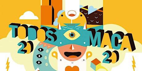 Todos MACA: Cuentos con-sentidos (con intérprete de LSE). entradas
