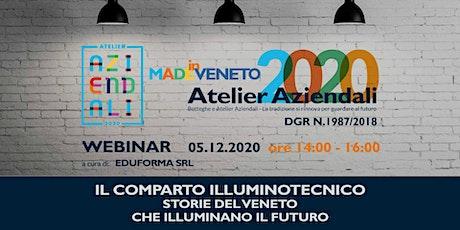 Webinar | OPEN Open Factory Day Storie del Veneto che illuminano il futuro biglietti