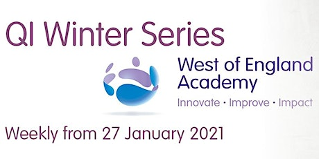 West of England Academy- QI Winter Series Tickets