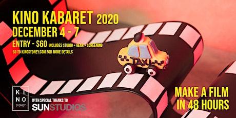 KINO SYDNEY KABARET 2020 tickets