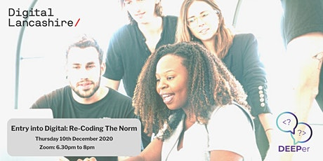 Entry Into Digital: Re-coding the Norm tickets
