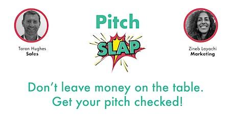PitchSLAP tickets