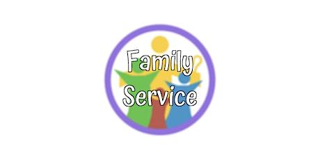 Kids Church Family Service tickets