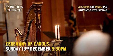 Britten's Ceremony of Carols – In Church and Online tickets