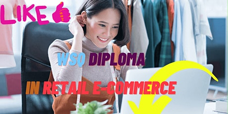 WSQ Diploma in Retail e-Commerce (Omni-Channel) tickets