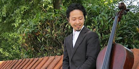 Bach and Tanaka - Cello Solo Virtual tickets