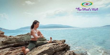 Healing through movement and stillness tickets