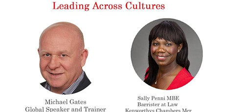 Friday Lunch and Learn - Leading across cultures with Michael Gates tickets