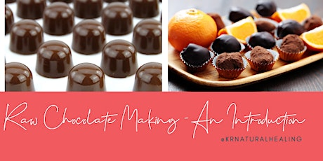 Raw Chocolate Making Intro Course - Gift healthy treats this Christmas tickets