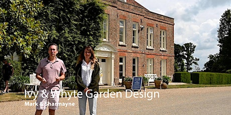 Copy of Two day workshop, Design Your Own Garden -  Part 1 tickets