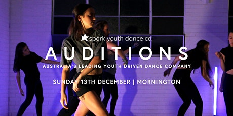 Spark Youth Dance Co. 2021 Auditions tickets