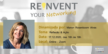 Reinvent Your Networking bilhetes