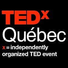 TEDxQuébec logo
