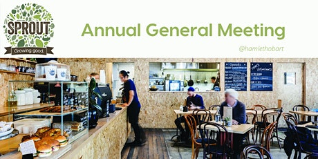 Sprout AGM 2020 tickets